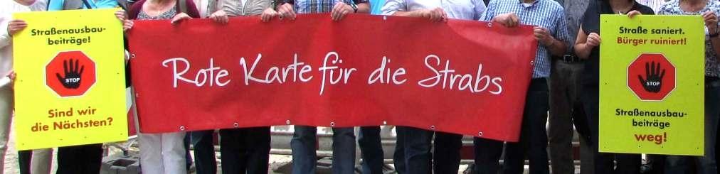 Niedersächsisches Bündnis gegen Straßenausbaubeiträge (NBgS)